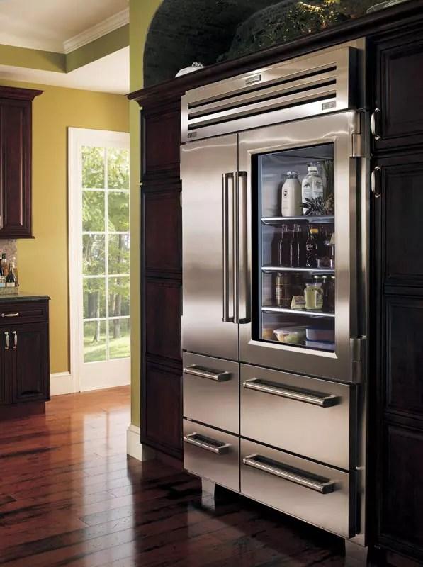 Built In Refrigerators 48 Inch
