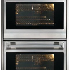 Kitchen Appliances For Sale Countertop Organizer Wolf Do30fs 30 Inch Double Electric Wall Oven With 4.5 Cu ...