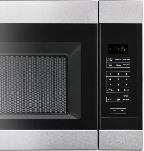 High Over Range Microwave Oven Bestmicrowave