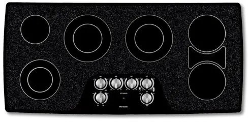Thermador CEM456CB 45 Inch Smoothtop Electric Cooktop with