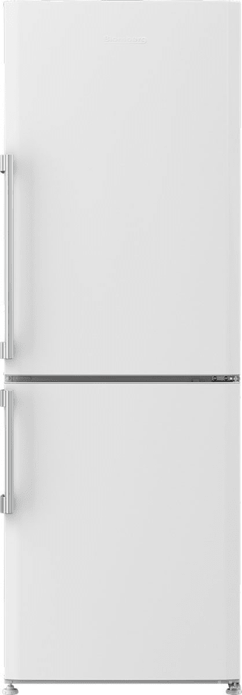 Blomberg BRFB1044WH 24 Inch Freestanding Counter Depth