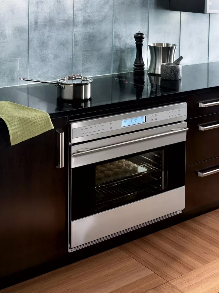 zephyr kitchen sub zero wolf so302gb 30 inch single electric wall oven with 4.5 cu ...