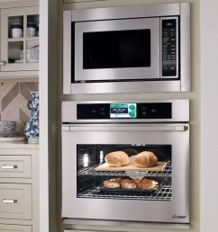dacor heritage dcm24s dacor convection microwave [ 998 x 1000 Pixel ]