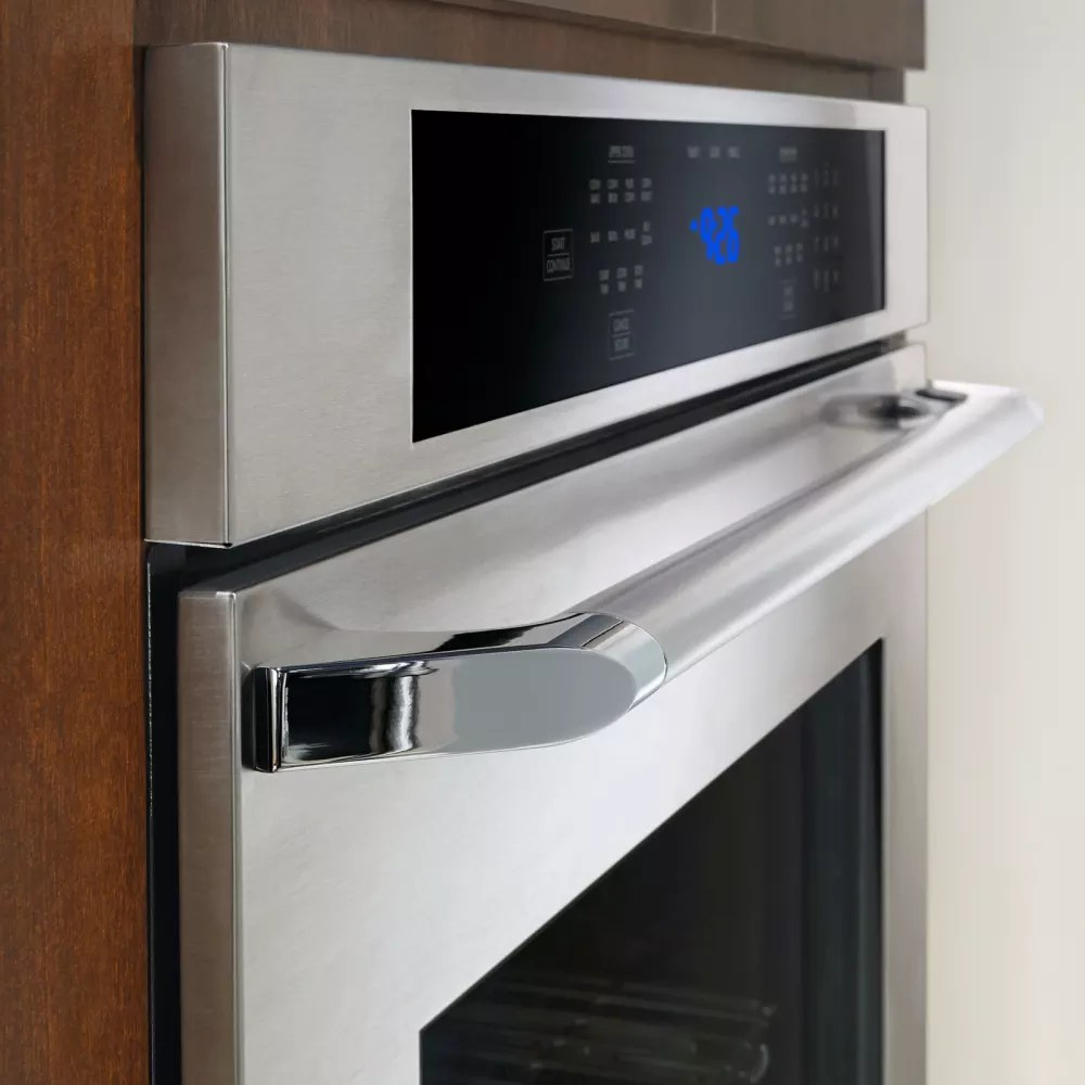 hight resolution of oven with epicure handle dacor renaissance rno230s208v epicure handle