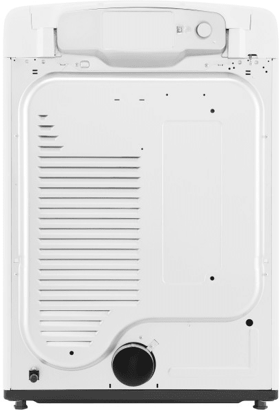 LG DLE1501W 27 Inch 7.4 cu. ft. Electric Dryer with 8 Dry