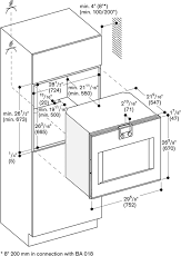 Gaggenau BO480611 30 Inch Single Electric Wall Oven with 4