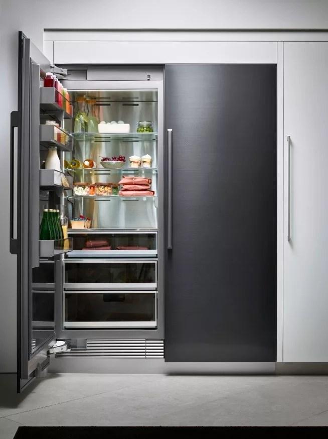 Dacor DRZ36980RAP 36 Inch Panel Ready Freezer Column with