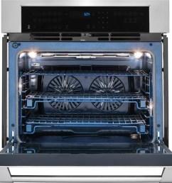 electrolux icon professional e30ew75pps open view  [ 1000 x 931 Pixel ]