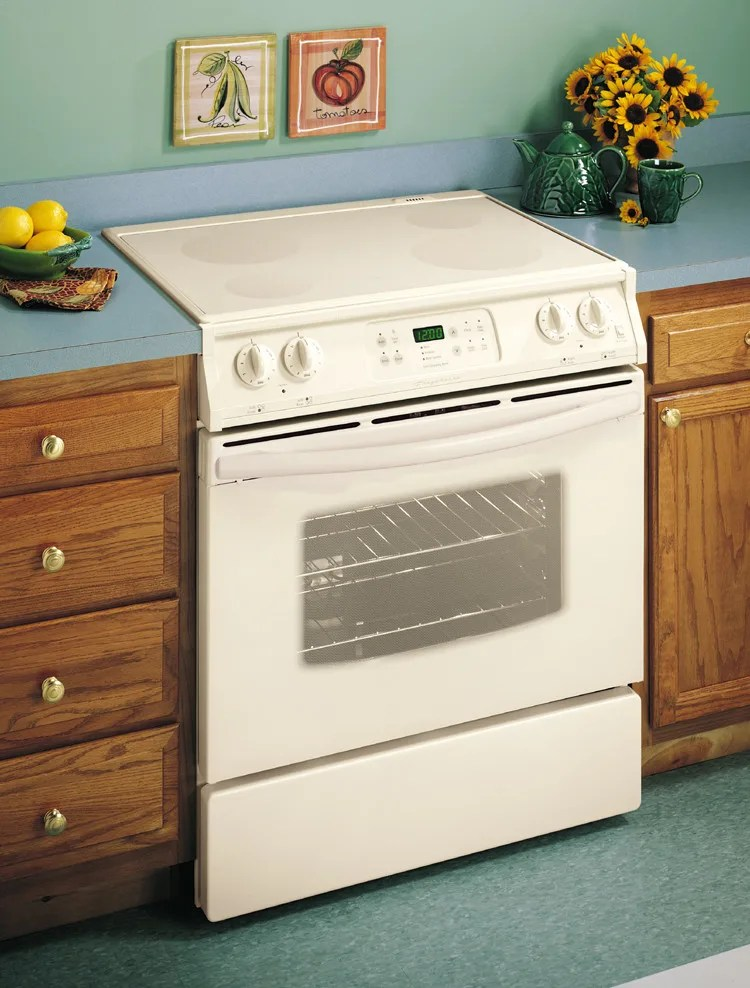 best kitchen hoods make a island frigidaire fes367aq 30 inch electric slide in self ...