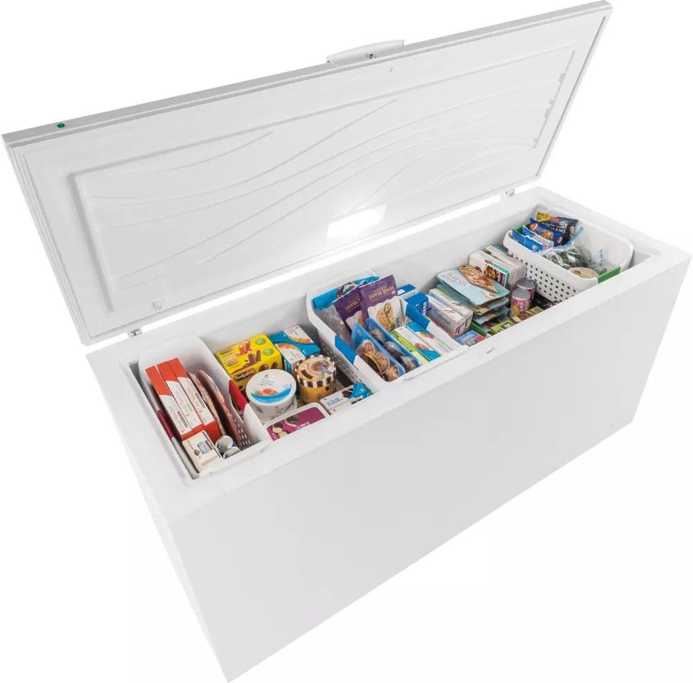 zephyr kitchen hood 30 sink frigidaire fffc22m6qw 21.6 cu. ft. chest freezer with 4 ...