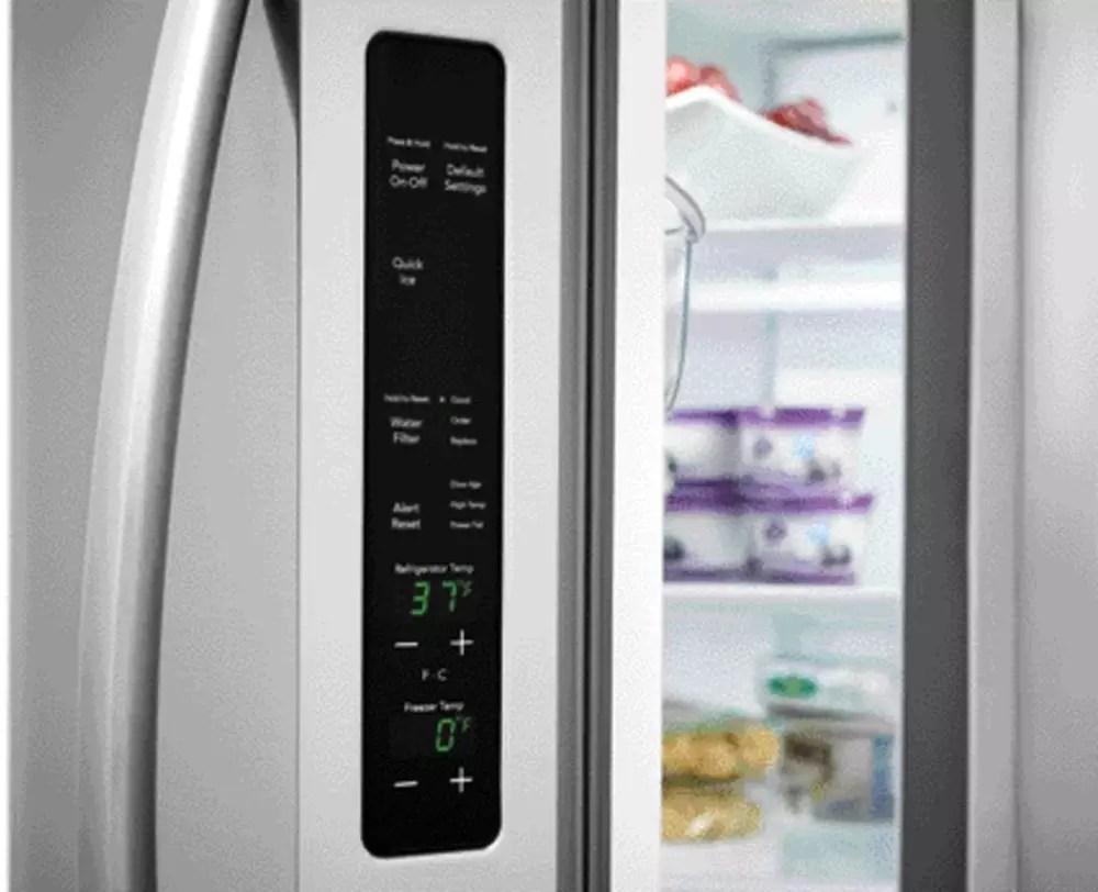 Frigidaire French Door Stainless Steel Refrigerator