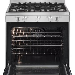 Frigidaire Kitchen Appliances Reviews Mega System Fggf3060sf 30 Inch Freestanding Gas Range With ...