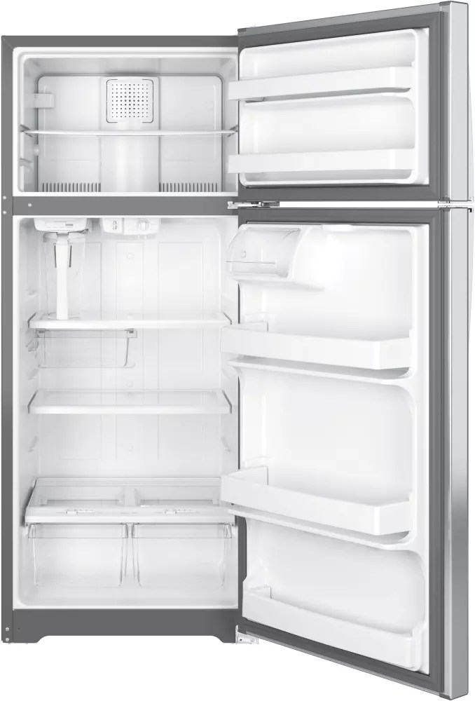 rohl kitchen sinks ranges ge gas18p 28 inch top-freezer refrigerator with 17.5 cu ...