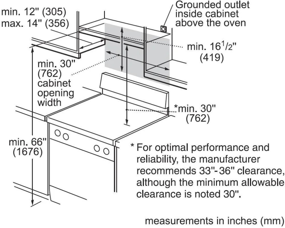 Bosch HMV8053U 1.8 cu. ft. Over-the-Range Microwave Oven