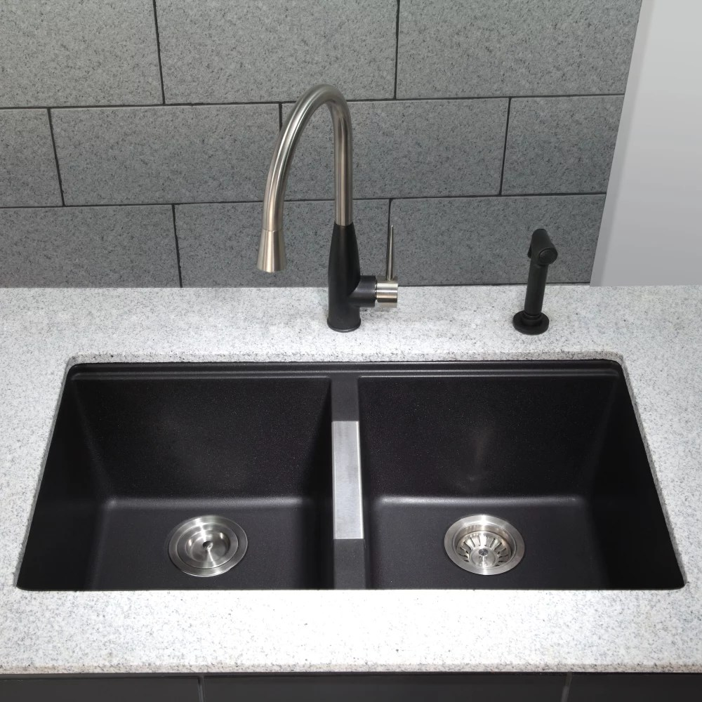 kraus kitchen sink series kgu434b