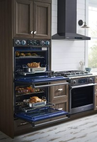 Samsung NV51K6650SG 30 Inch Wall Oven with 5.1 cu. ft ...