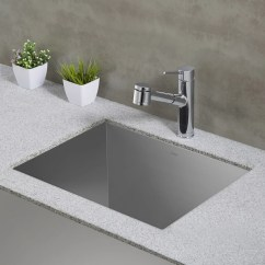 Pull Out Kitchen Faucets How To Remodel A On Budget Kraus Kpf2610ch Single Handle Faucet With 8 1 Oletto Series Lever