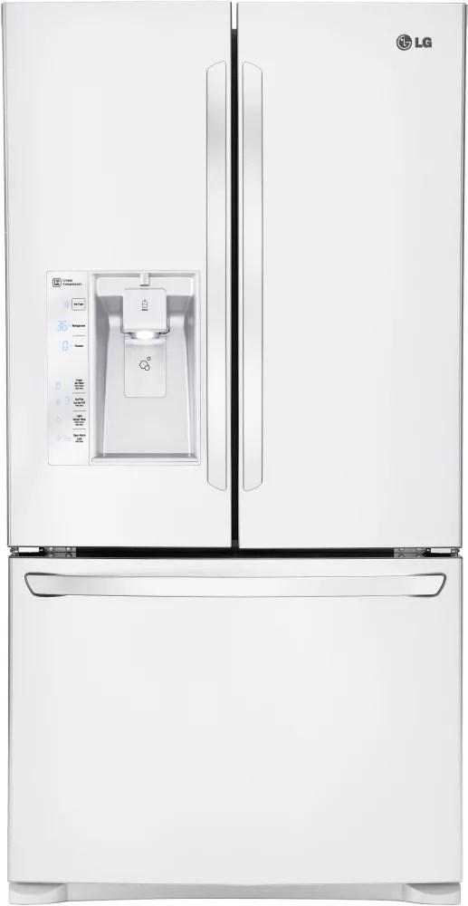 LG LFXS29626 36 Inch French Door Refrigerator with Smart