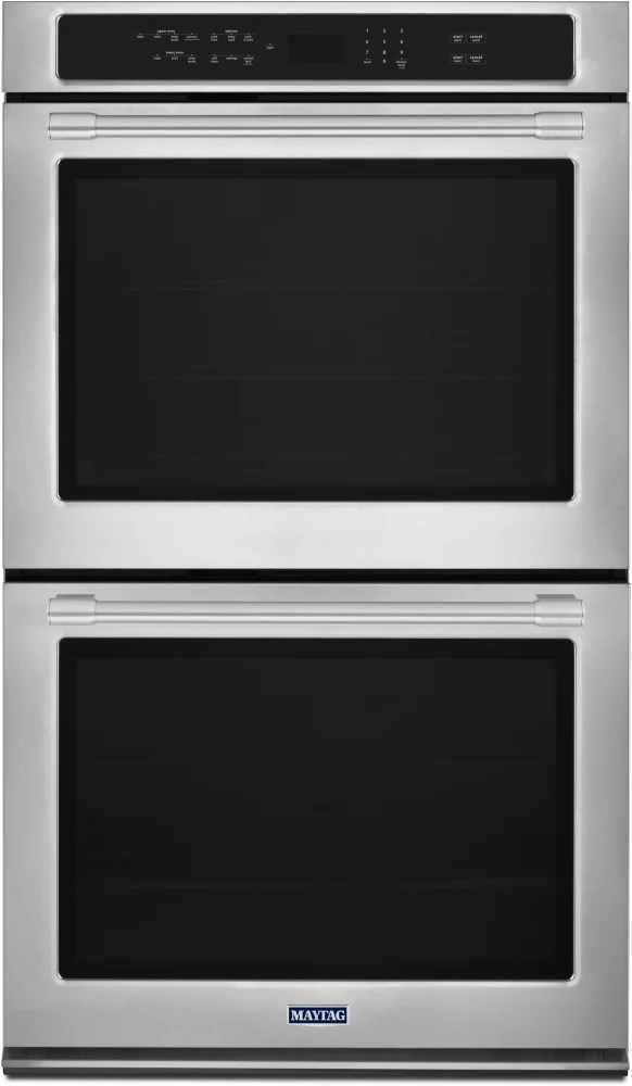 Maytag Mew9630fz 30 Inch Double Electric Wall Oven With 10