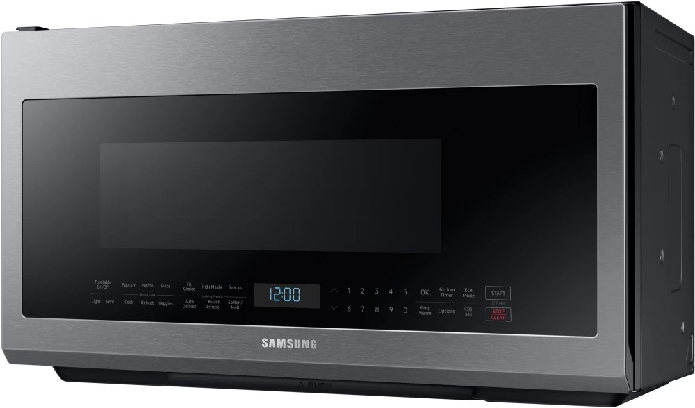 Samsung ME21M706BAS 21 cu ft Over The Range Microwave