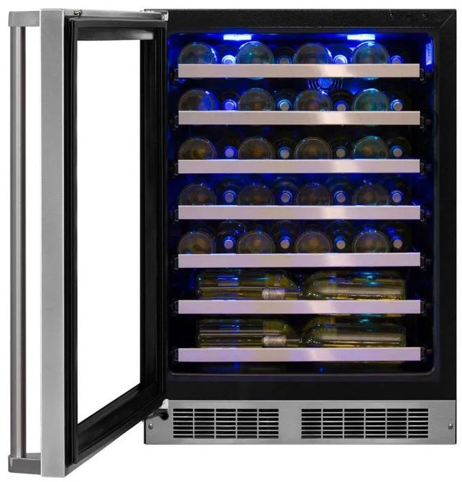 Marvel MP24WSG5X 24 Inch Counter Depth Wine Cooler With