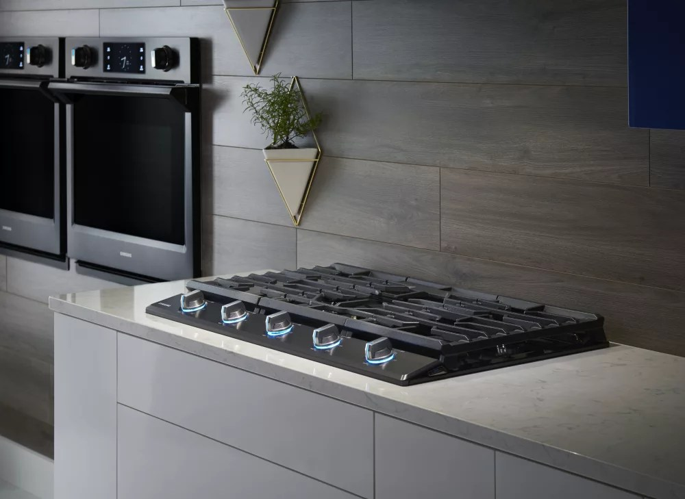 kitchen hoods for sale popular paint colors kitchens samsung na36k7750tg 36 inch gas cooktop with 5 sealed ...