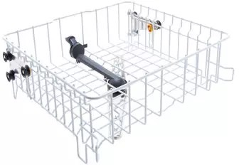 Miele O899 Upper Basket Carrier with Integrated Spray Arm