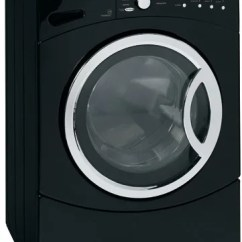 Sub Zero Wolf Kitchen Rubber Backed Rugs Ge Wcvh6600hbb 27 Inch Front-load Washer With 3.8 Iec Cu ...