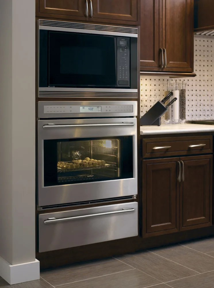 Wolf So302usth 30 Inch Single Electric Wall Oven With 4 5