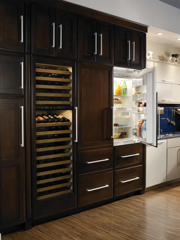 SubZero 700TR 27 Inch Builtin AllRefrigerator with