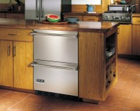 Viking VRDI5240DSS 24 Inch Undercounter Double Drawer ...