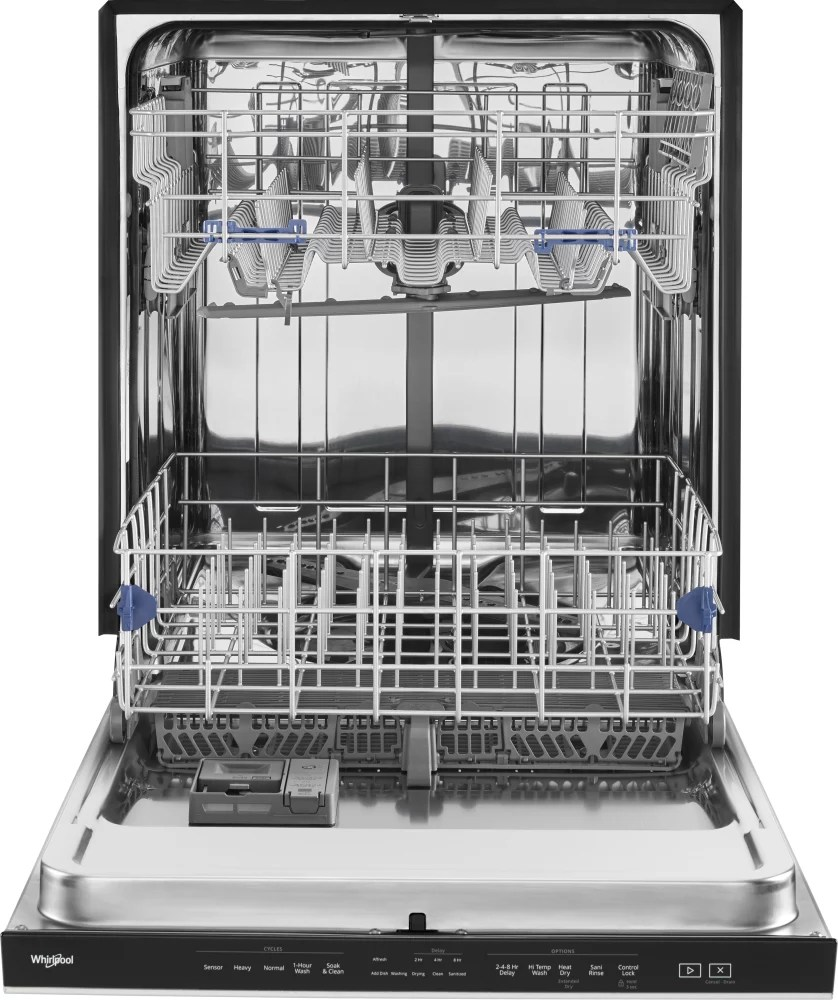 Whirlpool WDTA50SAHZ Fully Integrated Dishwasher With