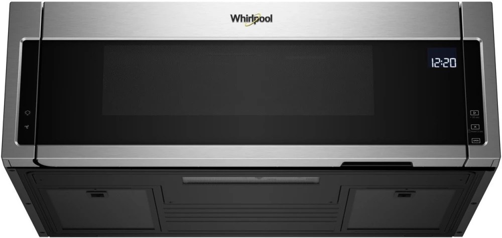 Whirlpool WML75011HZ 11 Cu Ft Over The Range Microwave