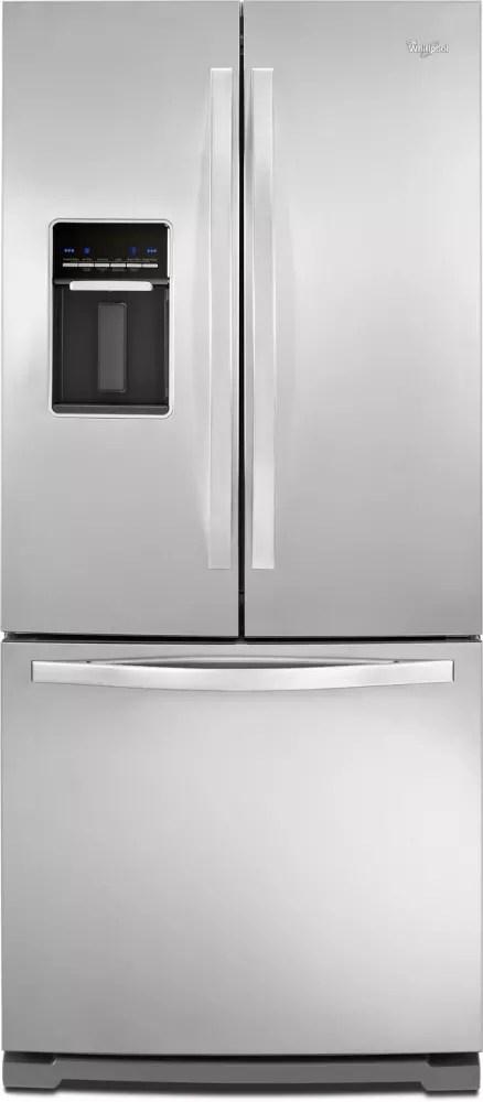 Whirlpool WRF560SEYM 30 Inch French Door Refrigerator