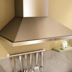 Zephyr Kitchen Barn Doors Zvee36cs 36 Inch Chimney Style Wall Hood In ...