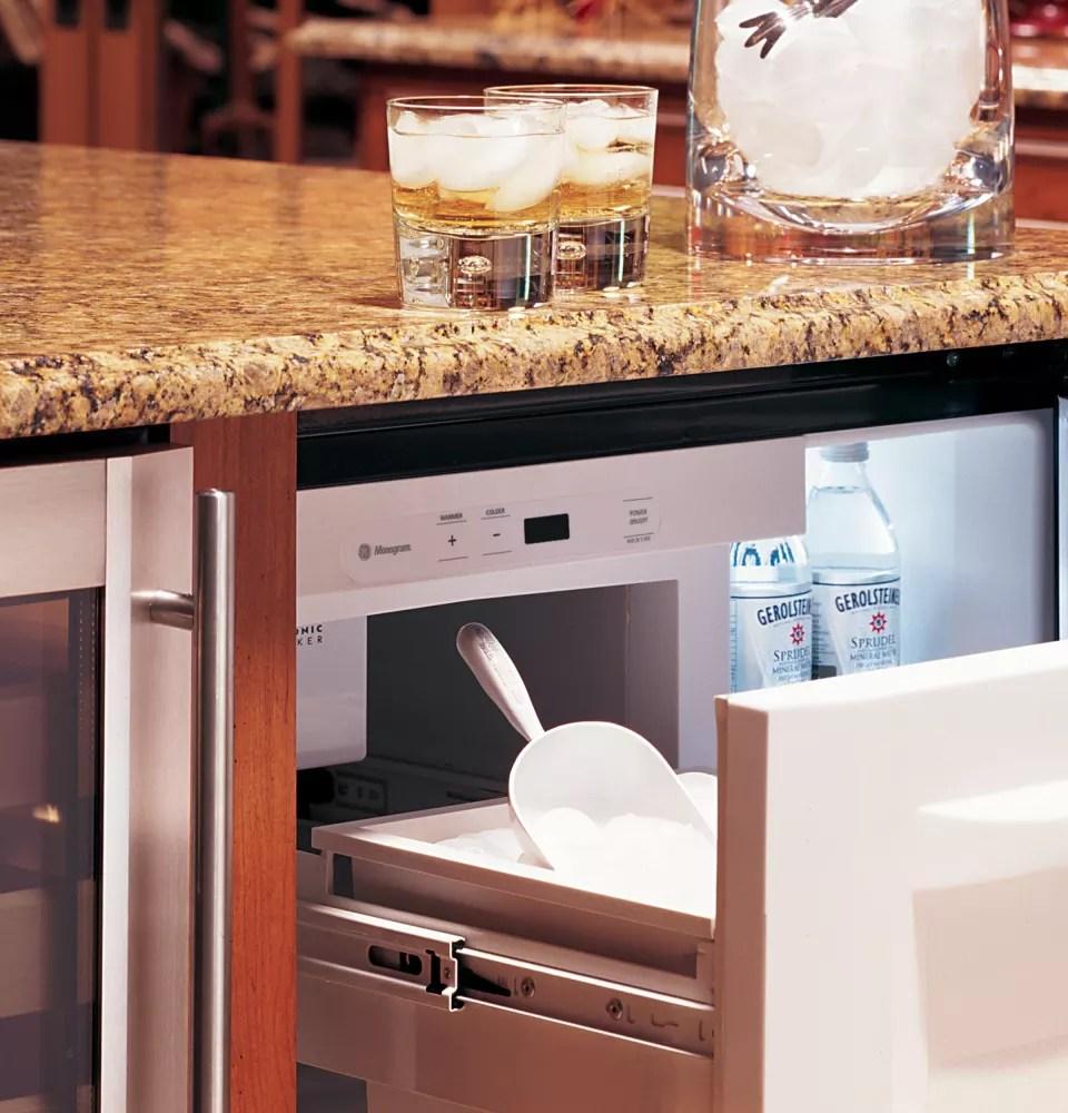 Monogram ZIBI240HII 24 Inch Undercounter Refrigerator with