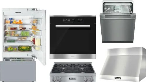 miele kitchen appliances tile patterns mirectwodwrh22 5 piece package with bottom mastercool series