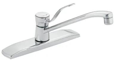 moen 8710 single lever cast spout