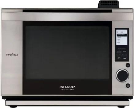 sharp supersteam oven ax1200s