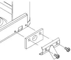 Amana DK900D Condensate Drain Kit for Either Internal or