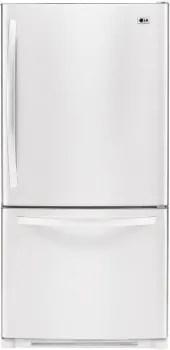 LG LDC22720SW 22.4 cu. ft. Bottom-Freezer Refrigerator
