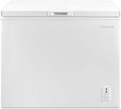 Amana AQC0701GRW 39 Inch Chest Freezer with DeepFreeze
