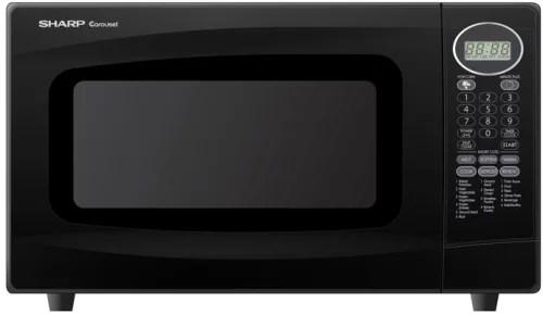 1 0 cu ft countertop microwave oven