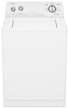 Whirlpool WTW5300SQ 27 Inch Top-Load Washer with 3.2 cu