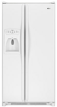 Amana ARS8265BW 21.6 cu. ft. Cabinet Depth Side by Side