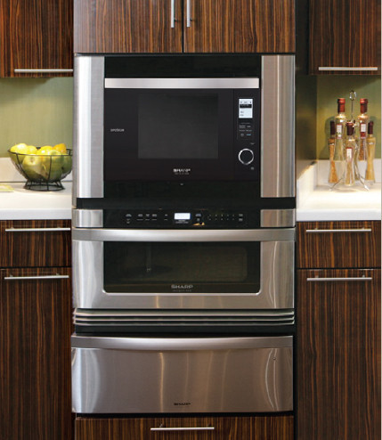 Sharp AX1200S 22 Inch SuperSteam Oven With 11 Cu Ft