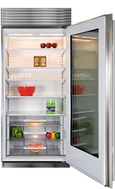 SubZero BI36RGSPH 36 Inch Builtin AllRefrigerator with
