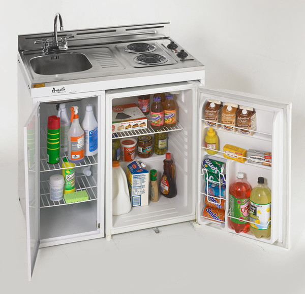 Avanti CK361 36 Inch Compact Kitchen with 38 cu ft