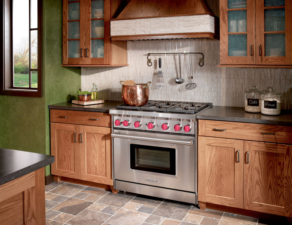 natural gas kitchen stove mid level cabinets wolf gr366x 36 inch pro-style range with 6 dual ...