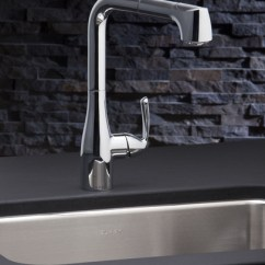 High Flow Kitchen Faucet Wholesale Towels Elkay Lklfgt2041 Single Lever Pull-out With ...